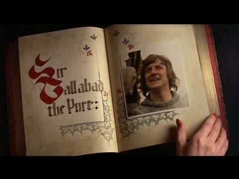 Monty Python And The Holy Grail But Only When Personal Names Are Said
