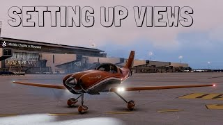 X Plane 11   How to Setup Internal Views