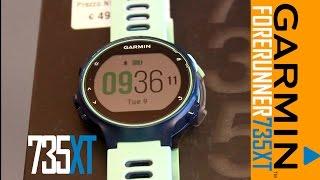 Garmin 735xt | Recensione modalità Triathlon