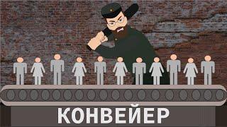 Как пытали в НКВД?