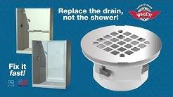 WingTite - Fix Leaking Shower Drain