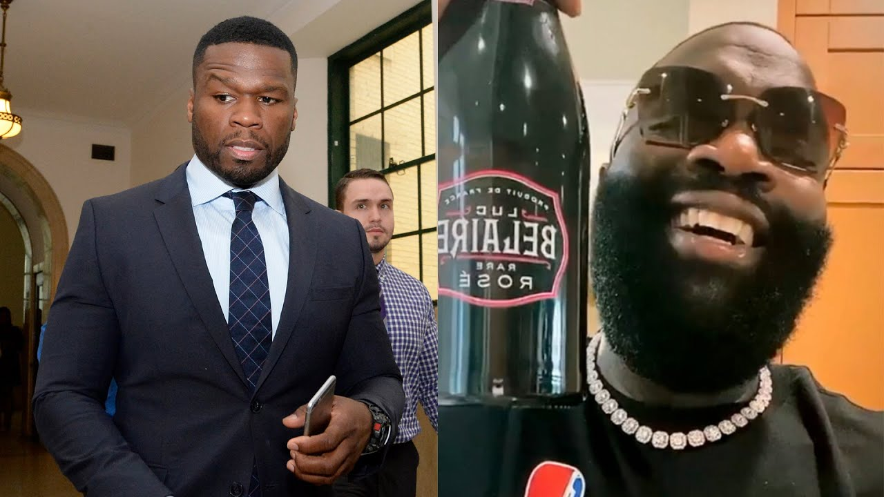 50 Cent Loses Rick Ross Lawsuit Over 'In Da Club' Remix