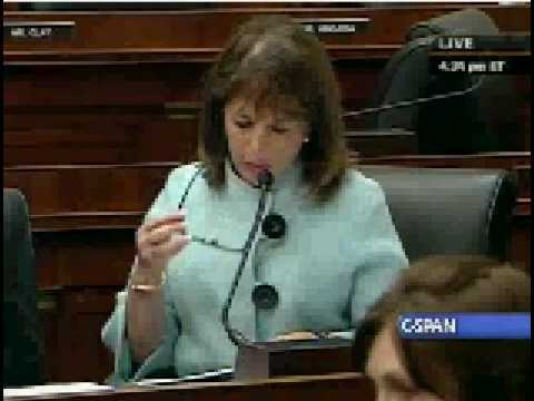 Jackie Speier CA 12th Congressional District Blasts Citibank CEO Vikram Pandit