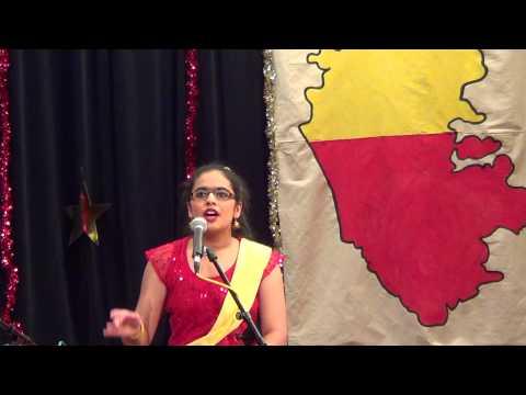 Ranjini Mridu Pankaja Lochani by Sanjana Rao