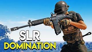 SLR DOMINATION - PUBG (PlayerUnknown's Battlegrounds)