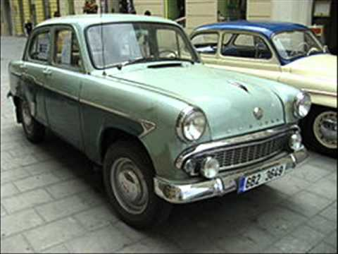 Car Companies Russia Moskvitch Youtube