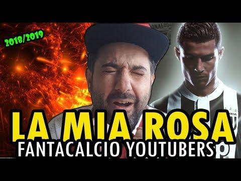 [FERMI TUTTI!] HO PRESO CRISTIANO RONALDO || ROSA FANTACALCIO YOUTUBERS 2018/19