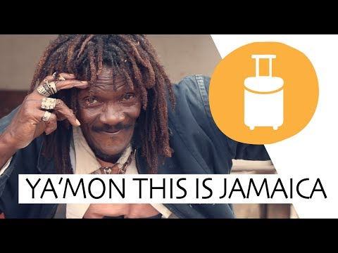 TRAVEL VIDEO// EXPLORE BEAUTIFUL JAMAICA + YOGA