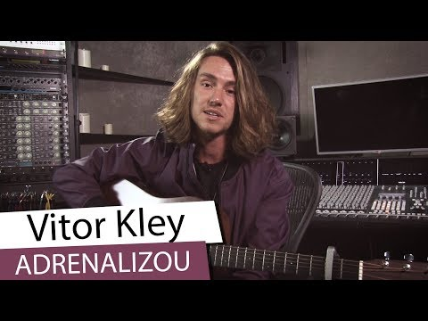 Vitor Kley faz versão acústica de  'Adrenalizou'  CARAS SESSION 2018