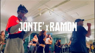 【REI】JONTE' x RAMON | Don Ba Von SPECIAL WORKSHOP REVIVAL - JAZZ FUNK