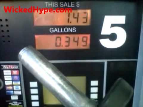 Gas Station Fraud
