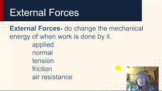 internal and external forces and change Internal & external forces that influence mngt this lesson describes how the internal and external environments the forces that drive this change in business.