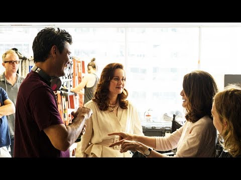'The Glass Castle' Behind The Scenes