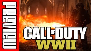 Call of Duty: WW2 MULTIPLAYER GAMEPLAY - DOMINATION