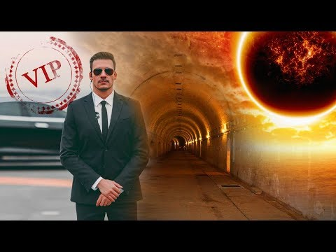 Huge Underground Facilities Are Being Prepared for Planet X Arrival
