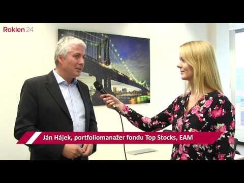 Ján Hájek (Top Stocks): Deutsche není Lehman. Čeho se skutečně bát?