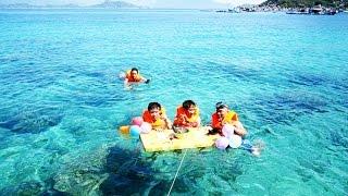 Đảo Bình Ba - Khám phá du lịch Đảo Bình Ba | Duy Jungle