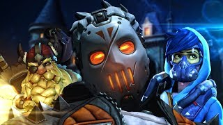 HALLOWEENOWY DEATHMATCH | Overwatch