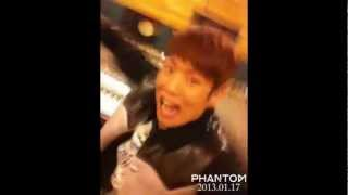Watch Phantom Hide  Chic video