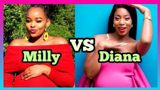 Milly wajesus VS Diana bahati||who is more fashionable?😍 XDiana bahati Xwajesus family Xmillywajesus