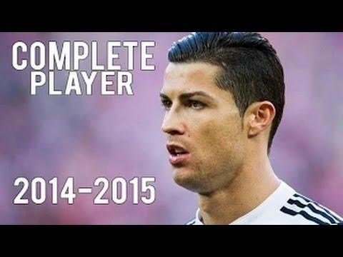 Cristiano Ronaldo Complete Player All Skills & Goals 2014 2015 HD Cristiano Ronaldo - YouTube