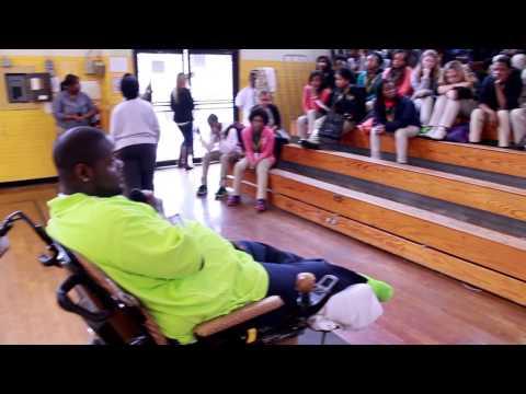 Soul Searchers School Tour: Watson Chapel Jr. High
