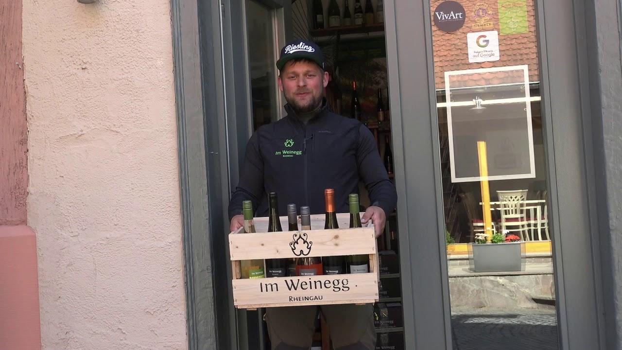 Weinprobe Wiesbaden