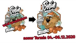 Berlin Brettspiel Con 2020 - Corona Update