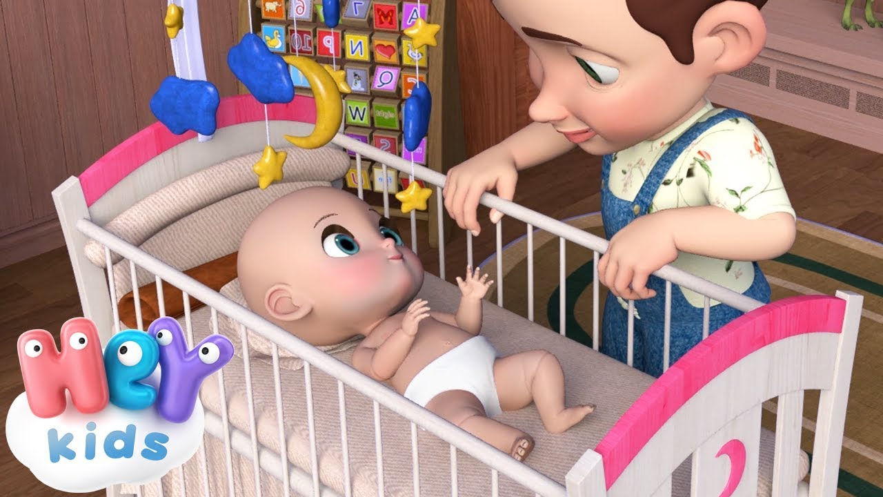 Download Fais dodo, Colas mon petit frère - Berceuse pour bébé | HeyKids
