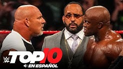 Mejores, Momentos, 2021, full official video, WWE original shows, WWE Superstars and backstage fallout from live shows including SmackDown and Raw , original shows, Top 10, Game Night, Top 10 Mejores Momentos de RAW WWE Top 10 Jul 19 2021