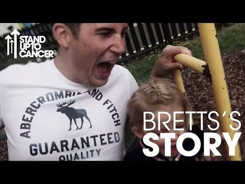 Brett's Story   Brain Cancer   Stand Up To Cancer   2019