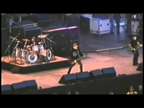 Metallica  Damage Inc   in Philadelphia, PA, USA 1997 Fan Can 4