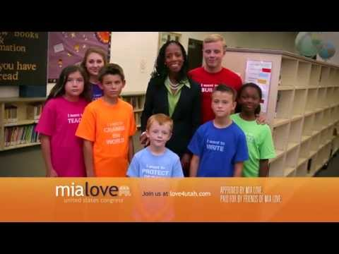Mia Love - Local Control for Education - One-Size