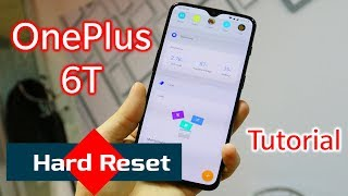 How to Hard Reset OnePlus 6T
