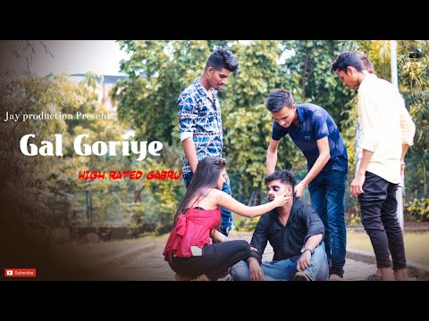 Gal Goriye | High Rated Gabru | Guru Randhawa | Cute Love Story 2019 | Jay Production