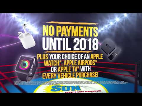Fight To Sell 800! Choose an Apple product with purchase!