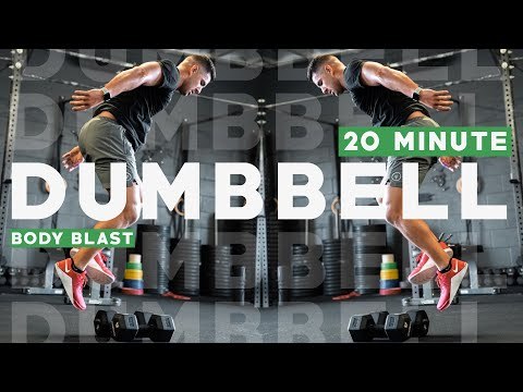 PMA FITNESS || 20 Minute Full Body - Weights