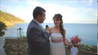 Emil +Amalia's Wedding in Italy. Свадебное агентство за границей в Италии.
