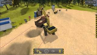 Construction Simulator 2012 gameplay w/ commentary part 3