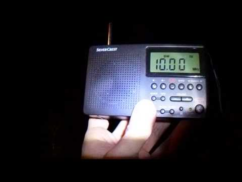 10000 khz - Coordinated Universal Time / UTC