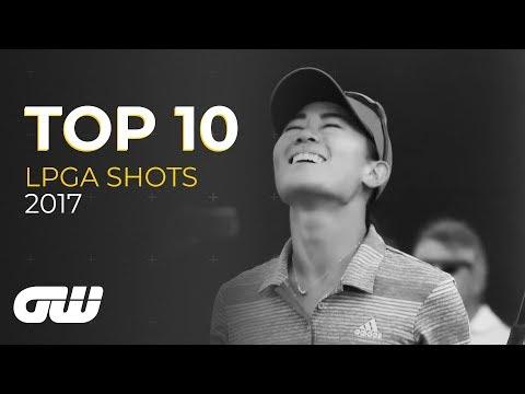 Top 10: LPGA shots 2017