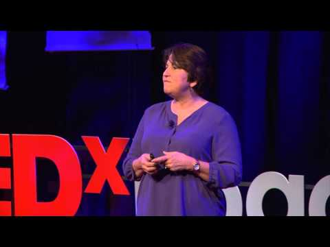 Ending violence against women with numbers and stories | Mary Ellsberg | TEDxFoggyBottom