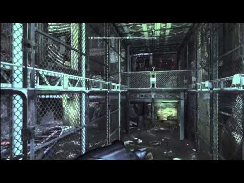 Batman Arkham City - Riddler Trophy 35 In Industrial District