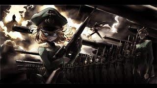 Обзор на аниме Военная хроника маленькой девочки // Youjo Senki (без спойлеров)
