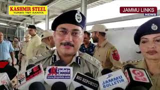 Railway Police enhances security grid ahead of Amarnath Yatra, conducts mock drill at Jammu
