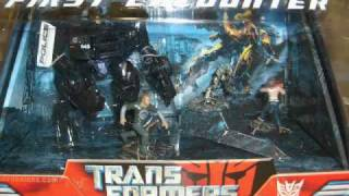 New Transformers & Movie Toys