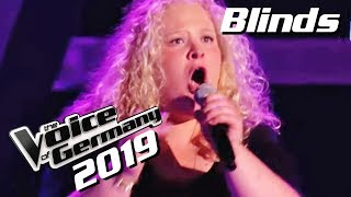 Adele - One and Only (Madeline Henning) | The Voice of Germany 2019 | Blinds