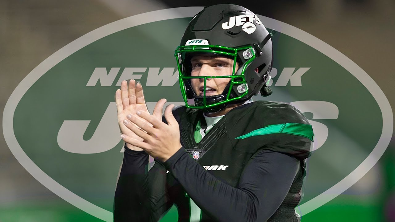 8 things to know about new Jets QB Zach Wilson