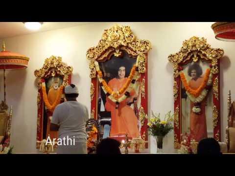 Mahashivarathri Day:Abhiseka Ganesha & Lingam & Akhanda Bhajan SSG Mahendradatta 24-25 Pebruari 2017