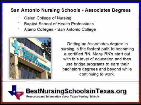 Nursing Schools In San Antonio >> Nursing Schools In San Antonio Texas What Program Is Right For You